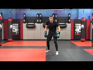 Kickboxing Classes for Adults - E4 - Advanced - Sensei S. Zapfel _ Tiger Schulma