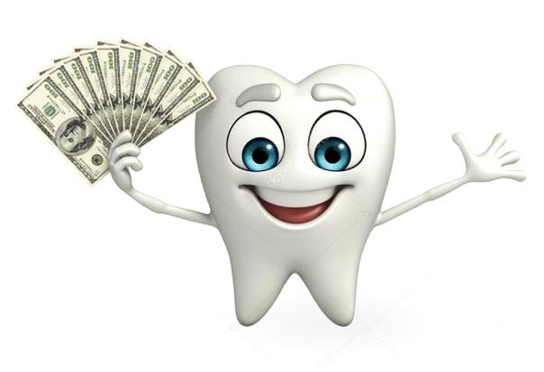 Открытка деньги на зубы, технологии класс