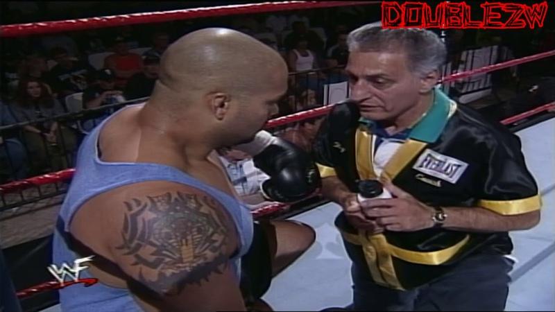 Savio Vega vs Brakus Brawl For All 7 6 1998 Raw
