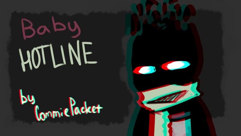 Baby Hotline meme [Luno Lost Universes\Луно Потерянные Миры]