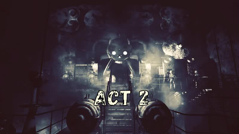 ТЫСЯЧА СМЕРТЕЙ Layers of fear 2 Act 2