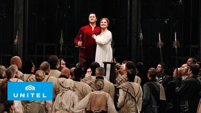 Christian Thielemann – Wagner: Lohengrin: Prelude Act 3 / Treulich geführt (Bridal Chorus)