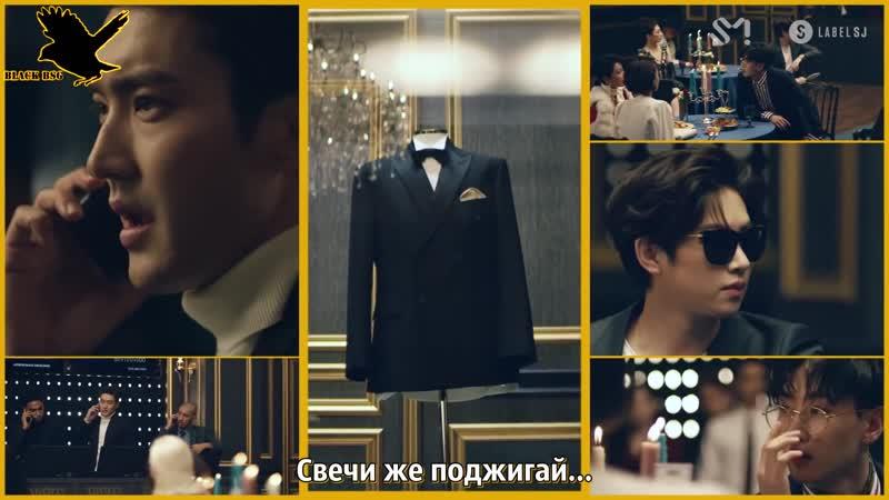 [HBD VERSION] Super Junior - Black Suit