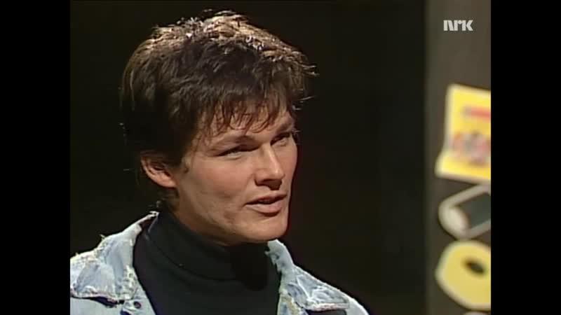 Morten Harket and Ingvild Bryn on Wiese 19 01 1996