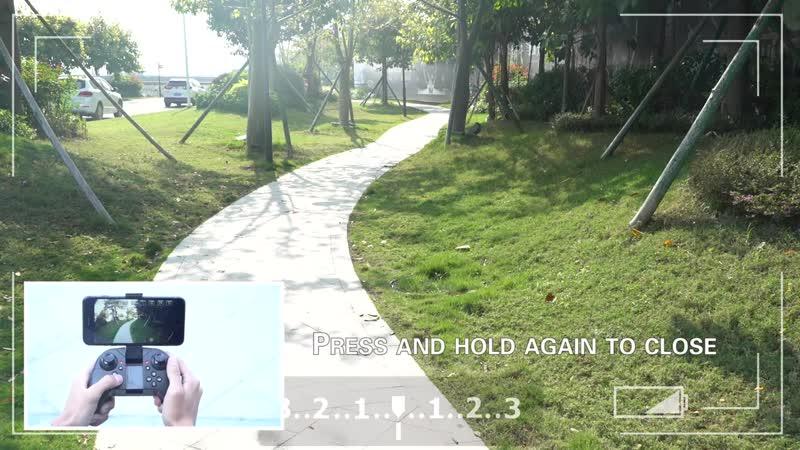 Eachine E38 WiFi FPV Радиоуправляемый Дрон 4K камера оптический
