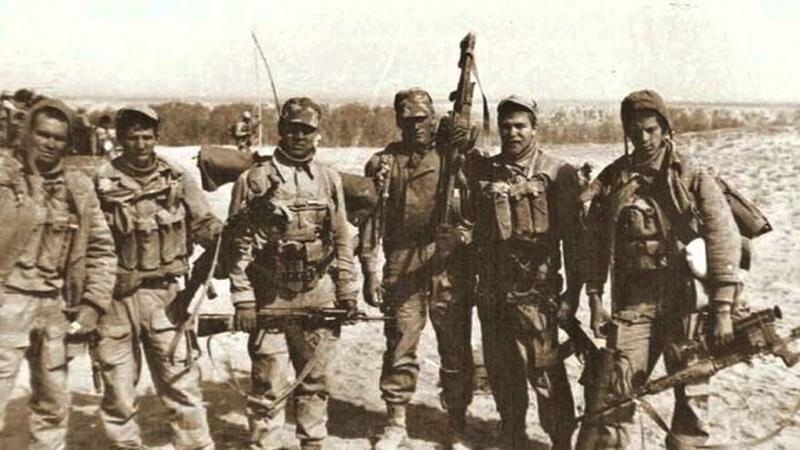 Успешно провёл операцию за границей и стал командовать спецназом ГРУ СССР