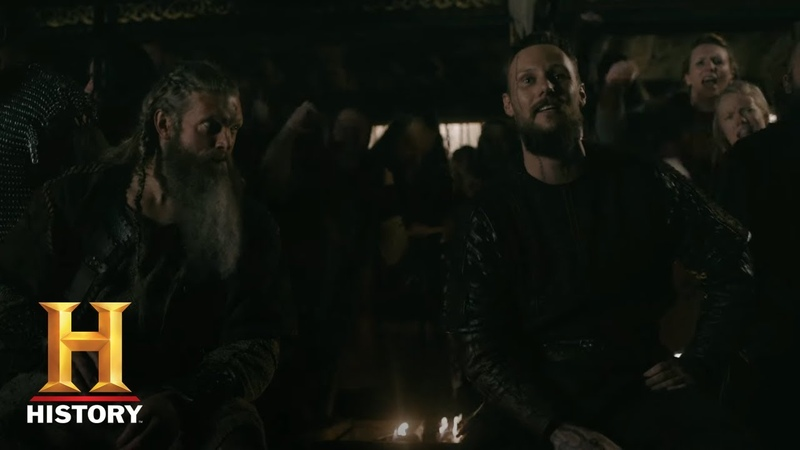 Vikings Kjetill Reunites With Ubbe Two Hour Season Six Premiere Airs Dec 4 at 9 8c History