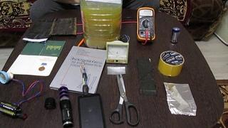 Получение амперных токов для домашней эл. станции. Как не заболеть коронавирусом ?