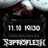 Septicflesh || 11.10.19 || Москва