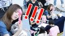 지수의 귀여운 비눗방울 실수 cute Jisoo, Bubble Mistake : fancam : 블랙핑크 BLACKPINK fansign 팬사인회 영등포 190630
