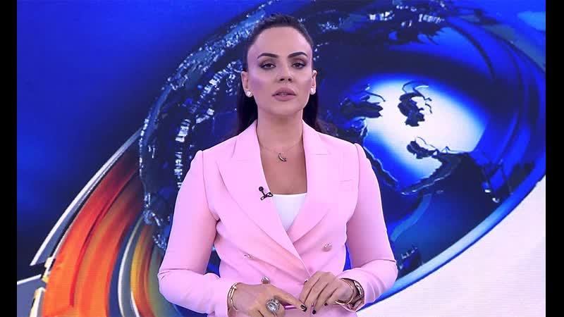 Buket Aydınla Kanal D Haber - 04.11.2019 -02