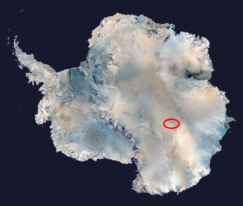 Что находится подо льдами Антарктиды, изображение №6
