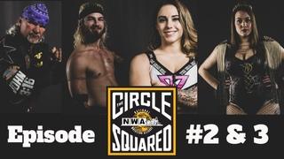 NWA's The Circle Squared | George South vs. Colby Corino | Freya vs. Dani Jordyn