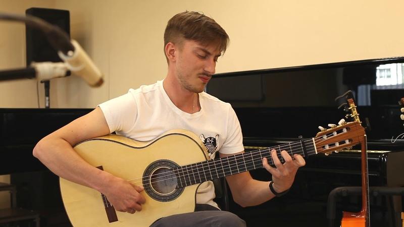 Komarov Vasiliy - El camino de la vida, Granaina. Guitar Simeon Yolkin, Ala Ligera, 2020.