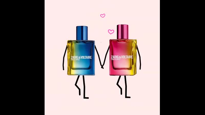 ZADIG VOLTAIRE This is love