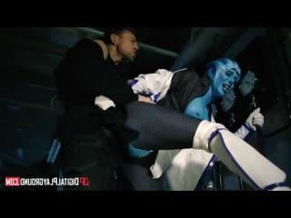 Косплей Mass Effect Rachel Starr порно porno русский секс домашн