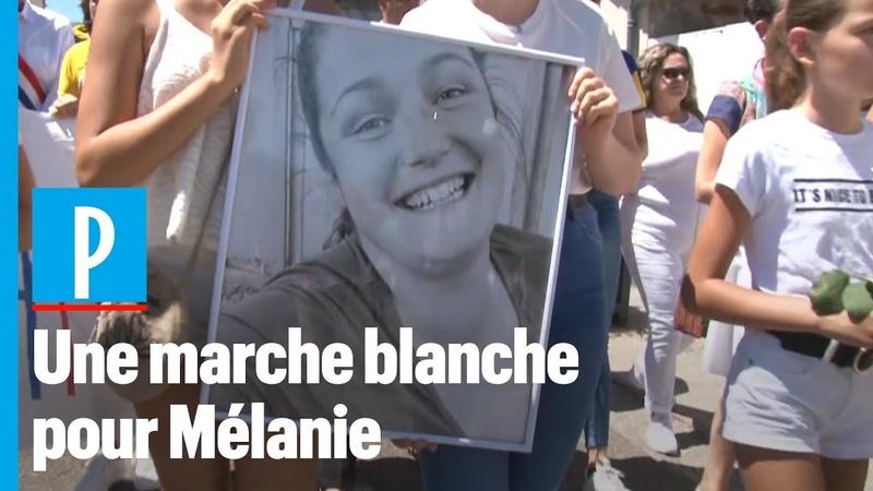 On ne veut pas oublier Mélanie  2000 personnes rendent hommage à la gendarme tuée