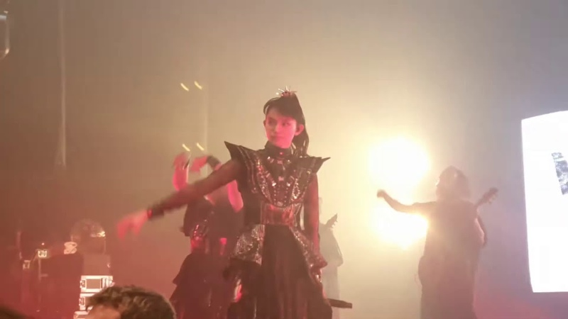 Babymetal BxMxC Live in Bruxelles 2020 v2 Remastered Audio Baby Metal