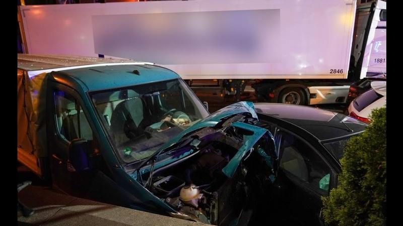 WELT THEMA Syrer verursachte Lkw Crash in Limburg wohl absichtlich Motiv unklar