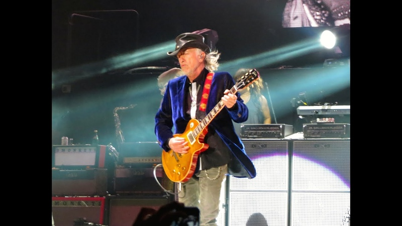 Last Child w Brad Whitford Intro Aerosmith Live @ Oracle Oakland CA 8 4 12