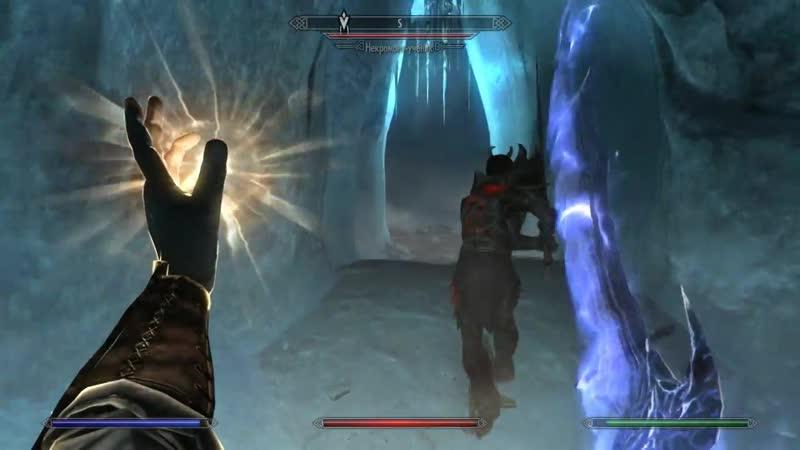 The Elder Scrolls V_ Skyrim с Карном. Часть 26 [Пещера Хоба]