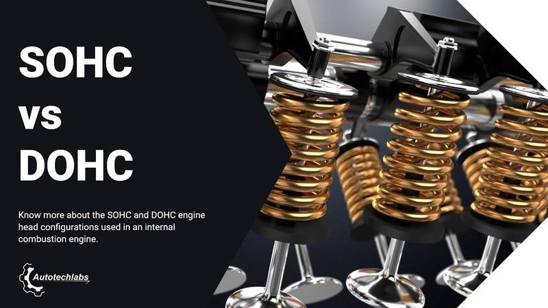 SOHC vs DOHC Autotechlabs