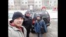 НиваСнег2020 глазами экипажа №22 класс зрители