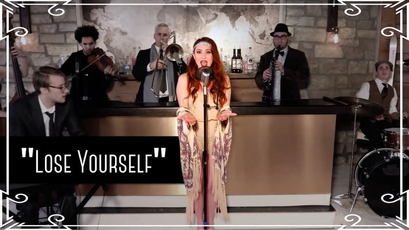 Lose Yourself (Eminem) Gypsy Jazz Cover by Robyn Adele Anderson