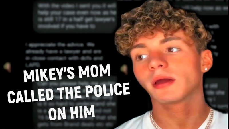 Mikey Tua's Mom Gets The Police INVOLVED For Dating Danielle Cohn