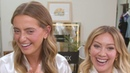 GRWM Hilary Duff and Nudestix co-founder Taylor Frankel