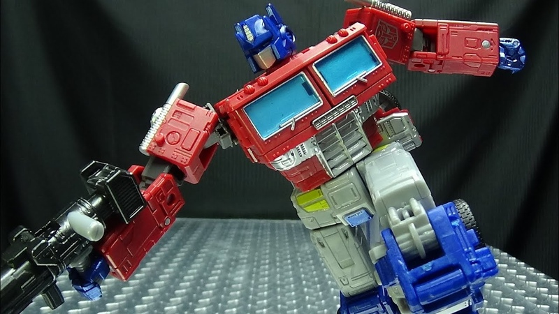 Earthrise Leader OPTIMUS PRIME EmGo's Transformers Reviews N' Stuff