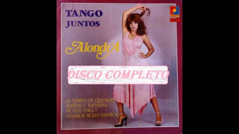 ALONDRA TANGO 1980 Disco Completo