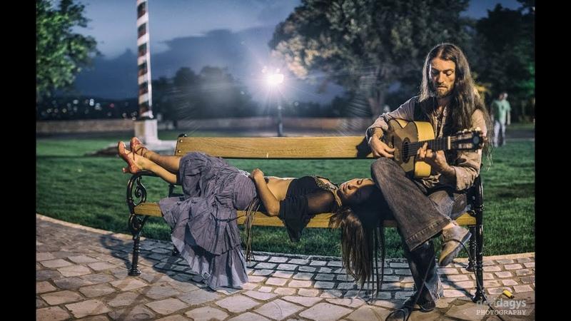 Estas Tonne Reka Fodor Timeless Burn Out in Budapest 2014