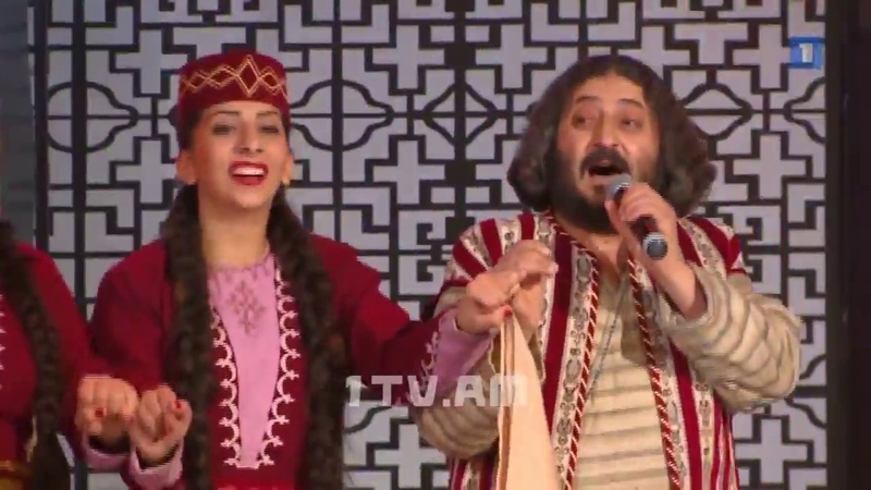 Sasun Tamzara Asmar Սասուն Թամզարա Ասմար