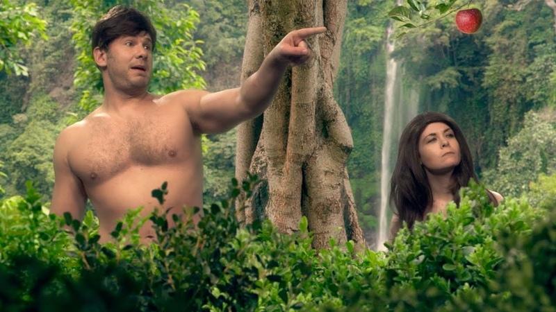 'Woke' Feminist Adam Eve Story Louder With Crowder