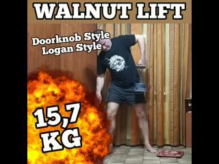 "Anton N ""WALNUT LIFT DSLS"" - 15,7 kg"