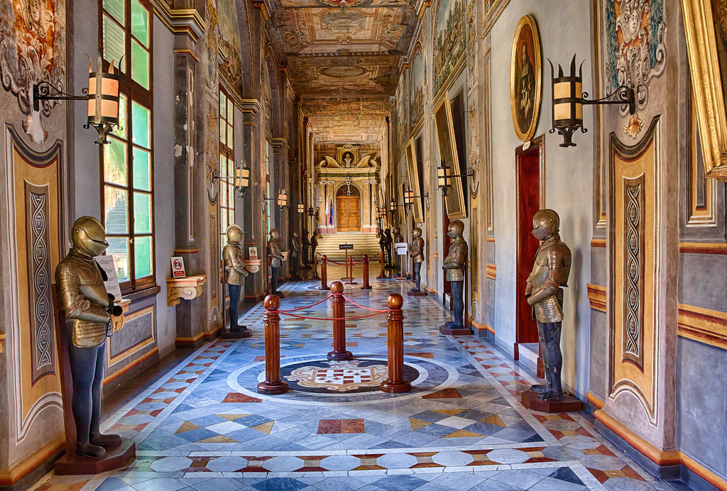 oscdBw6YOgc Дворец великого магистра в Валлетте.