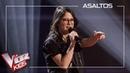 Sofía Esteban canta 'Miss celie's blues' Asaltos La Voz Kids Antena 3 2019