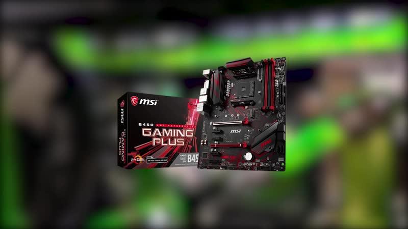 [HOMISH] ПК ЗА 500$ - AMD Ryzen 3 3200G Radeon RX 570 ASRock B450 Pro4 SSD M.2 240 Gb