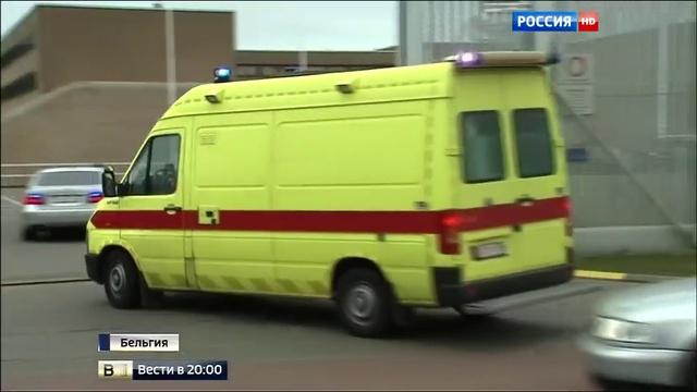 Вести в 20 00 Без окон и связи с миром организатор атаки на Париж ждет экстрадиции в тюрьме Брюгге