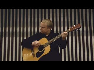 О любви чиж&со (кавер под гитару в исполнении шадварина алексея)