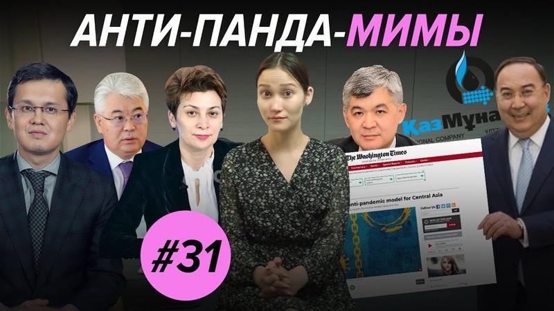 Посол без понтов беспонтовый казах NAN URSYN 31