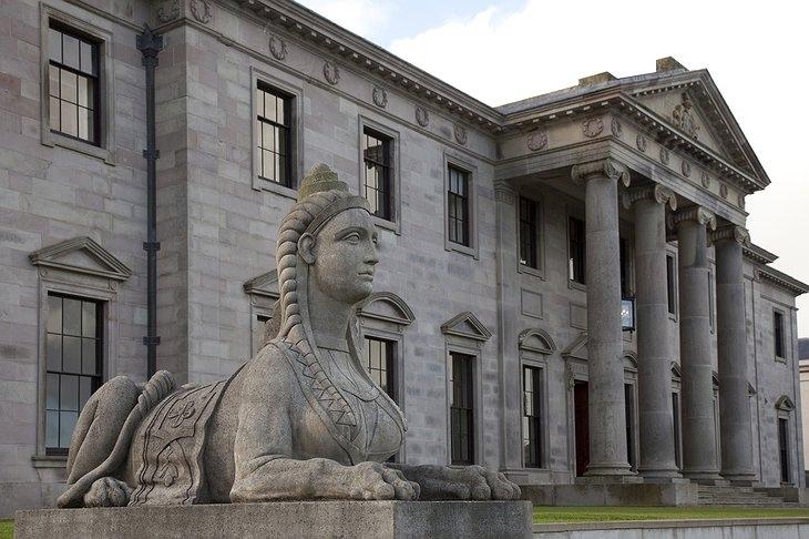Лучшие отели мира от Soul Travel Ballyfin (Ирландия), изображение №2