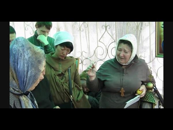 Матушка Валентина Афанасьевна ОТРОК ВЯЧЕСЛАВ.
