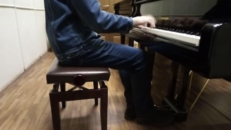 Бетховен соната 25 соль мажор 1 часть