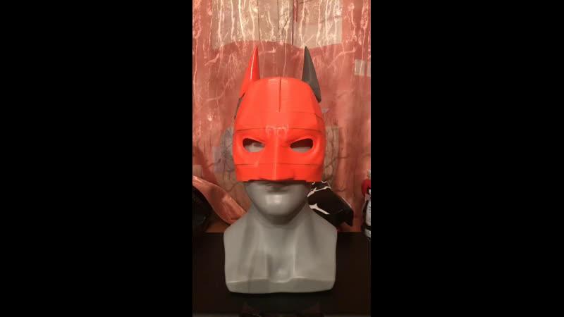 Batman helm 2
