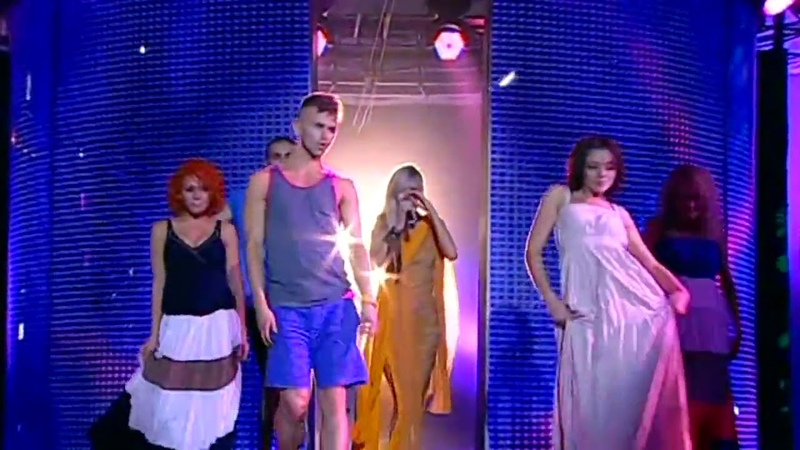 Вера Брежнева Любовь спасёт мир Гала концерт Суперзiрка 2010