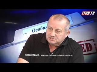 Я.Кедми: Пример Крыма и Сирии должен отбить охоту другим странам слишком опасно «играть» с Россией