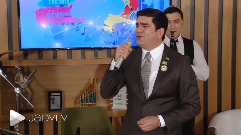 Hajy Ýazmammedow - Gelini (Live Music Video)