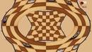 Doska Ion (MDA) - Tokusarov Ivan (RUS). World_Russian Checkers_Men-1998. Final.